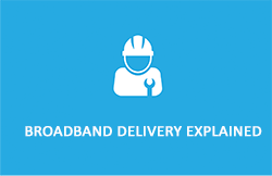 BROADBAND DELIVERY EXPLAINED